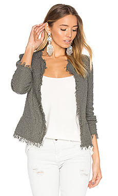Shavani Jacket in Steel Grey