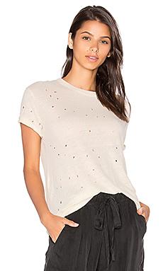 Clay Tee Shirt en Blanc