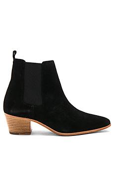 Yvette Booties in Black