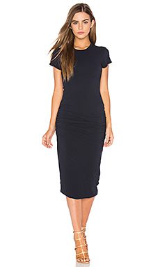 Classic Skinny Dress en French Navy