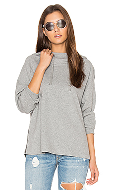 SWEAT À CAPUCHE OVERSIZED