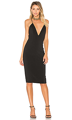 Davies Dress in Black