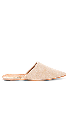 Doshi Slides en Lin Naturel