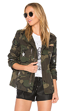 Field Jacket With Stars – 迷彩服