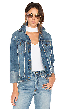 BLOUSON EN JEAN THE BELIZE