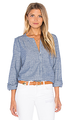 BLOUSE EN CHAMBRAY KALAN