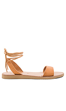 Pietra Sandal in Natural