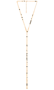 COLLIER LARIAT MULTI-DISQUES