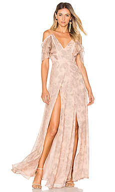 ROBE MAXI SUBLIME ILLUSION