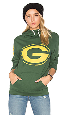 SWEAT À CAPUCHE GREEN BAY