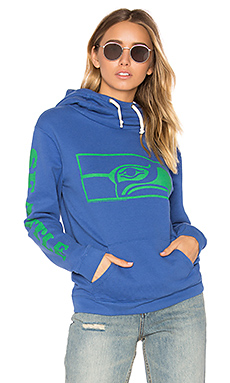 SWEAT À CAPUCHE SEAHAWKS