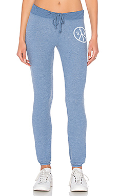 PANTALON SWEAT PEACE SIGN