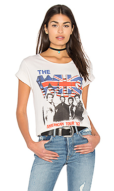 T-SHIRT THE WHO AMERICAN TOUR