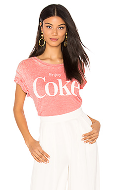 T-SHIRT ENJOY COKE