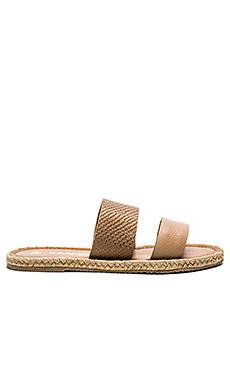 Haiti Two Strap Sandal – 咖啡色