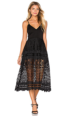 ROBE MAILLE CROCHET ALICE