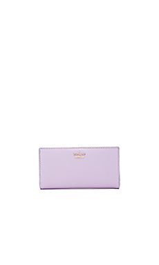 Stacy Wallet – Lilac Cream
