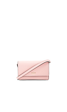Arielle Crossbody in Pink Sunset