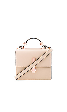 Minato Mini Bag in Cream Tan