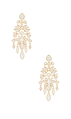 Aryssa Chandelier Earring en Or
