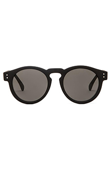 LUNETTES DE SOLEIL THE BLACK RUBBER SERIES CLEMENT