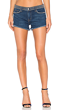 Zoe Studded Short en Authentique
