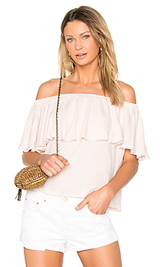 Rosane Top en Sable Rose