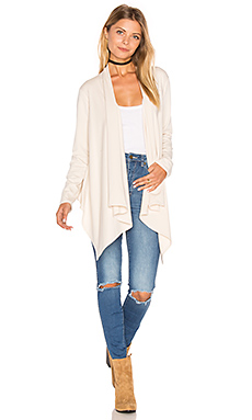Drape Cardigan in Cream