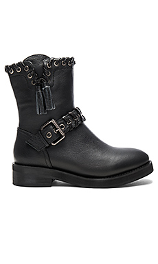 Diomede Boot in Black