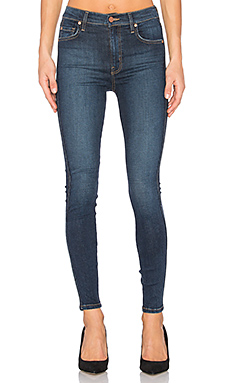 Jane High Rise Skinny in Monterrey