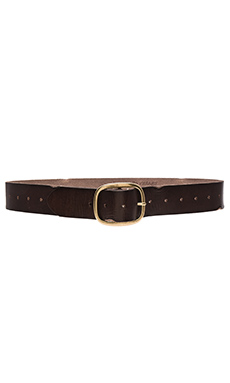 Vintage Multi Hole Belt en Tmoro