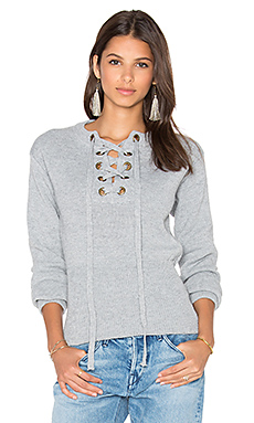 Sicily In Dusk Sweater in Grey