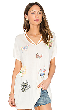 T-SHIRT PRESLEY BUTTERFLY LANE