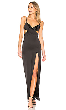 Holmby Hills Gown in Black. - size M (also in L,S,XS,XXS) NBD