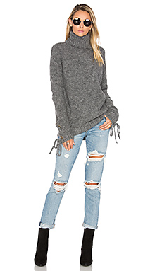 x REVOLVE Kate Sweater in Stone
