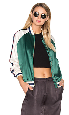 BLOUSON BOMBER THE EXCLUSIVE
