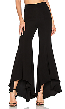 x REVOLVE Riley Pants in Black