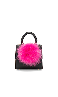 Micro Alex Bunny Bag en Noir