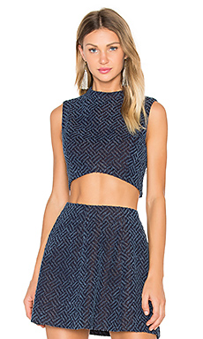 TOP CROPPED CASSY