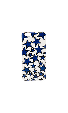 Stars iPhone 6S Plus Case – 混复古白