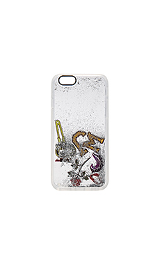 Moving MJ Collage iPhone 6s Case – Clear Multi