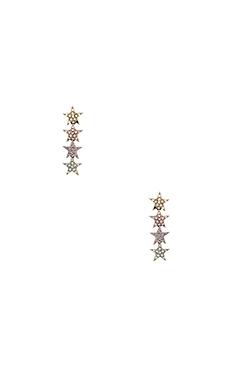 BOUCLES D'OREILLES TWINKLE STAR