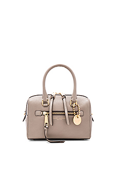 Recruit Small Bauletto Bag in Mink