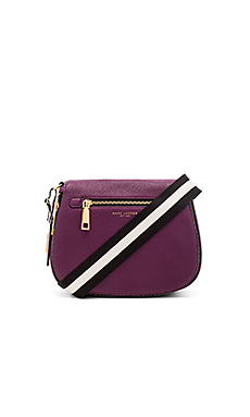 Gotham Saddle Bag en Iris