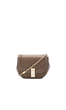 West End Stitch The Jane Shoulder Bag en Teak
