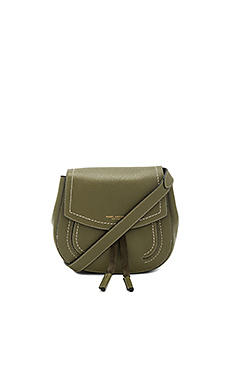 Maverick Mini Shoulder Bag – 军绿色