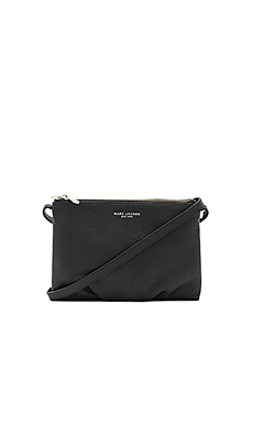 Standard Crossbody in Black