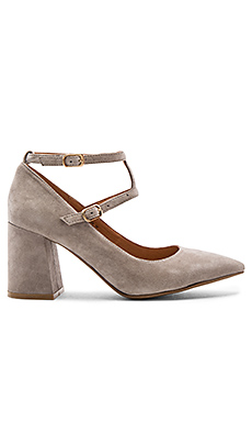 Skye Heels in Light Taupe