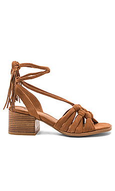 Simone Sandal in Tan