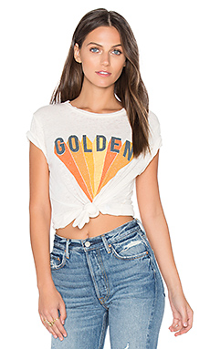 T-SHIRT GOLDEN BEAU